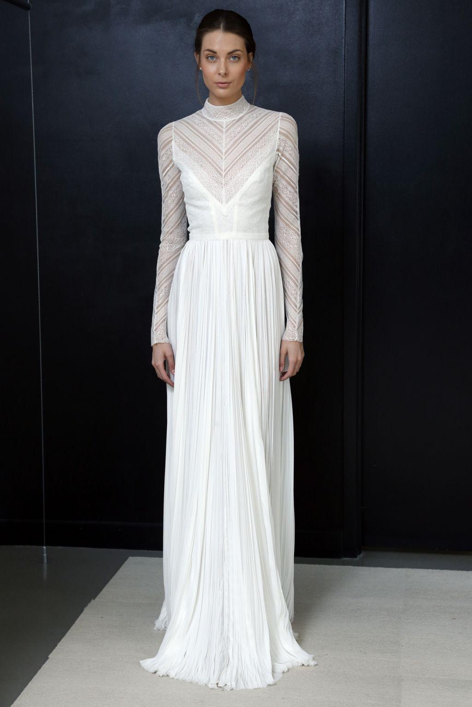 J Mendel Bridal Spring 2017 Bridal Fashion Week Bridal Dresses J Mendel Bridal