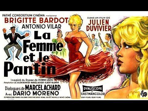 La femme et le Pantin 1959