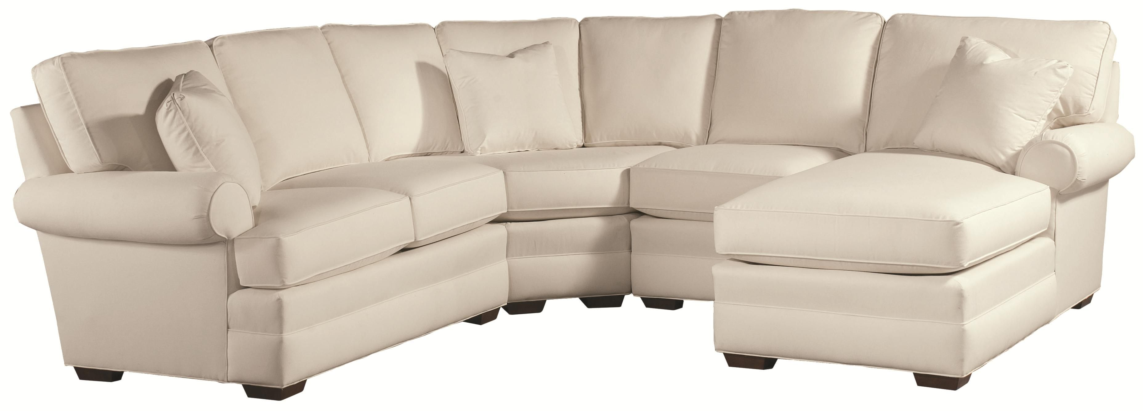 Chesapeake Sectional With Right Facing Chaise By Thomasville
