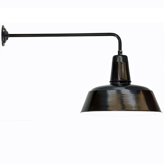 klassische fabrik wandleuchte berlin ro 130 von bolich. Black Bedroom Furniture Sets. Home Design Ideas
