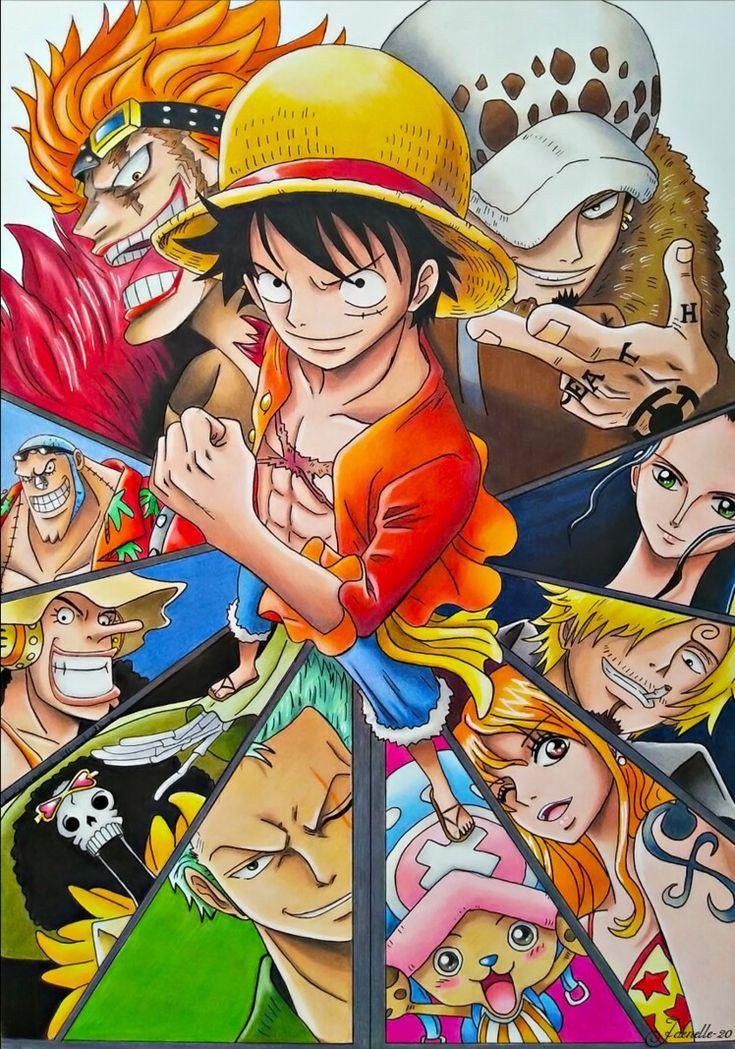Pin de 𝓂 𝒶 𝓇 𝒾 em One Piece Anime, Personagens de anime