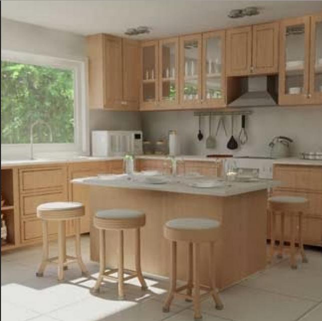 Contoh Desain Jendela Dapur Minimalis Terbaru 2015 Dekorasi Dapur