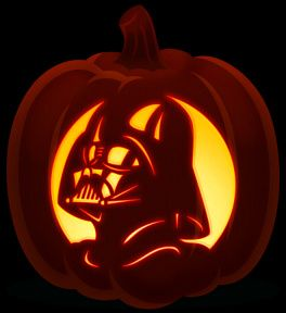 Darth Vader Star Wars Pumpkin Carving Disney Pumpkin Carving