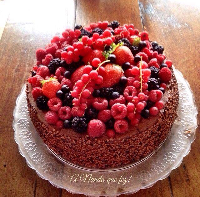 Frutas vermelhas ❤️