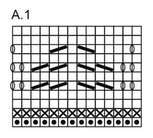 Seas of Jupiter / DROPS 178-24 - Gestrickte Socken mit Wellenmuster und Streifen in DROPS Fabel. Größe 35 - 43. - Free pattern by DROPS Design