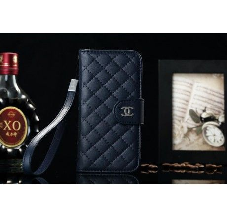 hot sale online e9f45 fa02d How To Find Real Luxury Chanel iPhone 6 / 6 Plus Leather Wallet ...