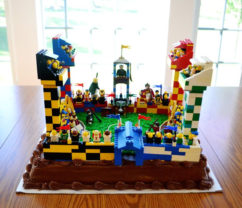 Quidditch Cake Cakes Pinterest Cake and Harry potter cake