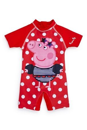 Peppa Pig swim suit - Next  sc 1 st  Pinterest & Peppa Pig swim suit - Next | Peppa Pig ideas for RBree | Pinterest ...