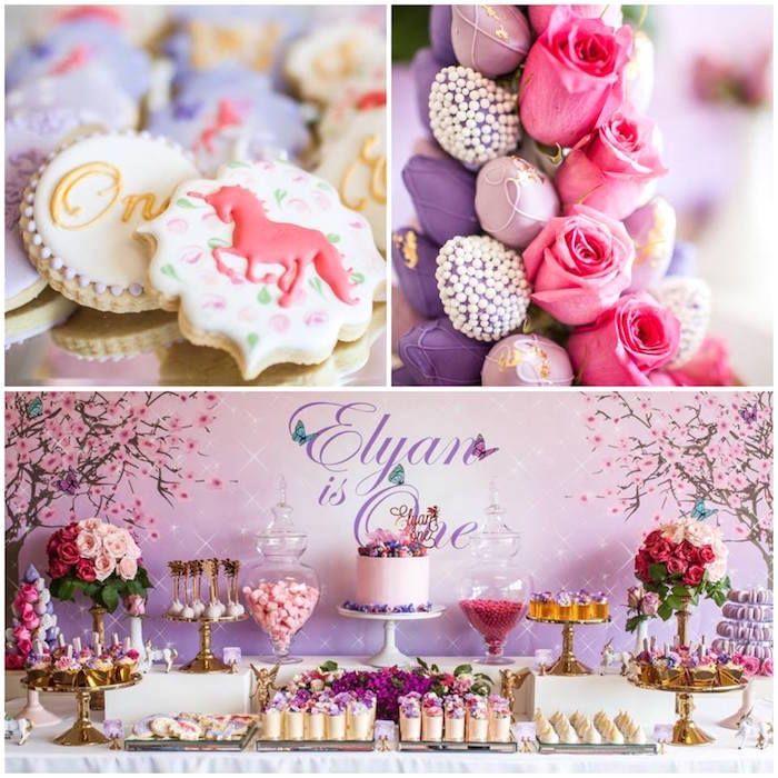 Secret Garden: Enchanted Garden Birthday Party