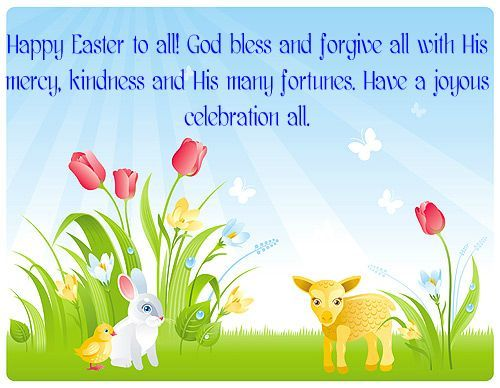 Easter Quotes For Facebook Status: Short Easter Quotes Sayings For Facebook