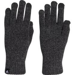 Photo of Adidas Herren Handschuhe Knit Glove Cond, Größe L In Black/black/white, Größe L In Black/black/white