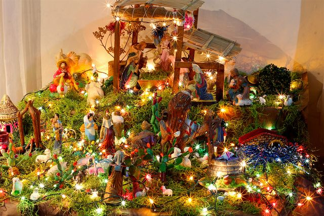 Nacimiento mexicano google search christmas for old - Decoracion de belenes ...