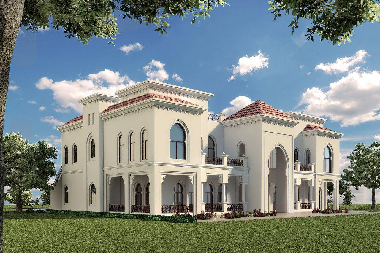 Floor Plans Million Dolar House Flat Roof With