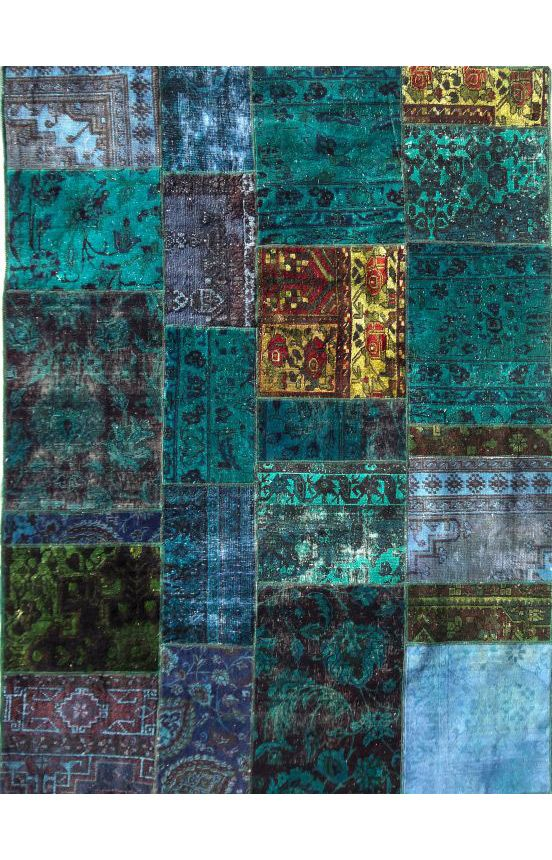 Patchwork rug. For the Home