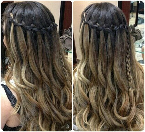 Top 9 Ombre Hairstyles for Back to School - | Pinterest | Ombre ...