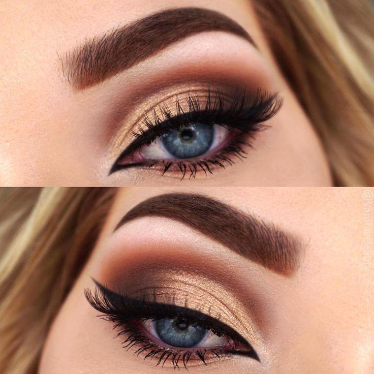 Image result for prom makeup for blue eyes | Makeup | Pinterest ...