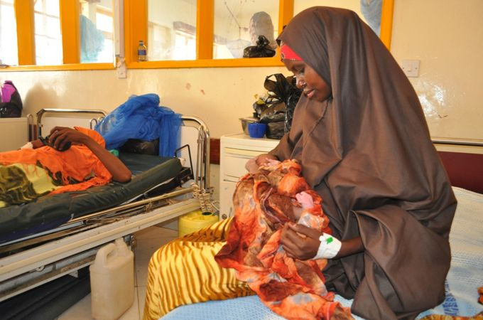 Limited health facilities force Kenyan mothers to give birth at home with unqualified midwives.
