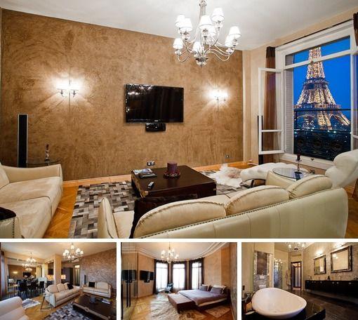 Two Bedroom Apartments For Rent Best 2Bedroom Apartment For Rent Luxury  Paris  Avenue De Camoens Design Inspiration