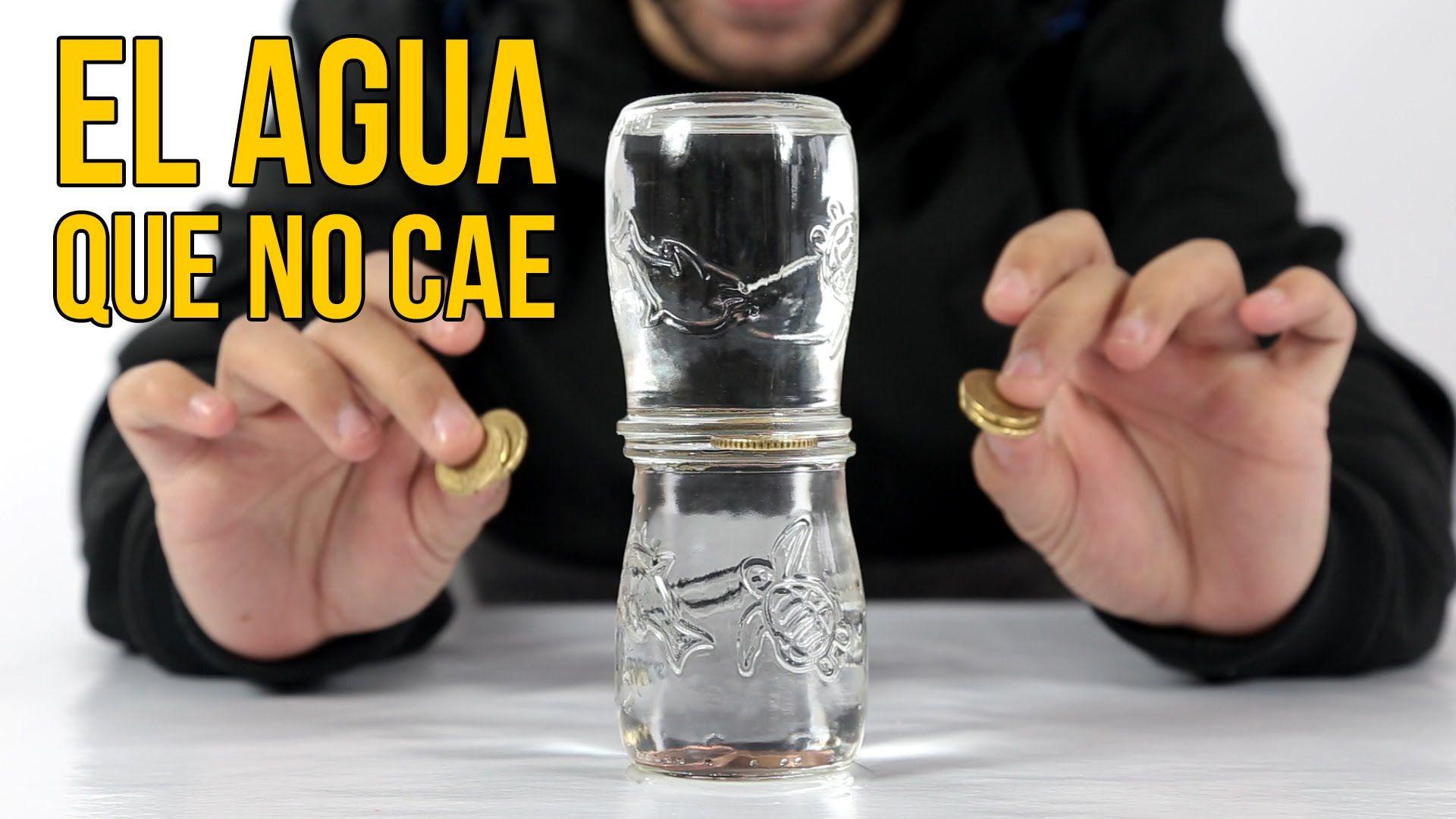 El Agua Que No Cae Experimentos Caseros