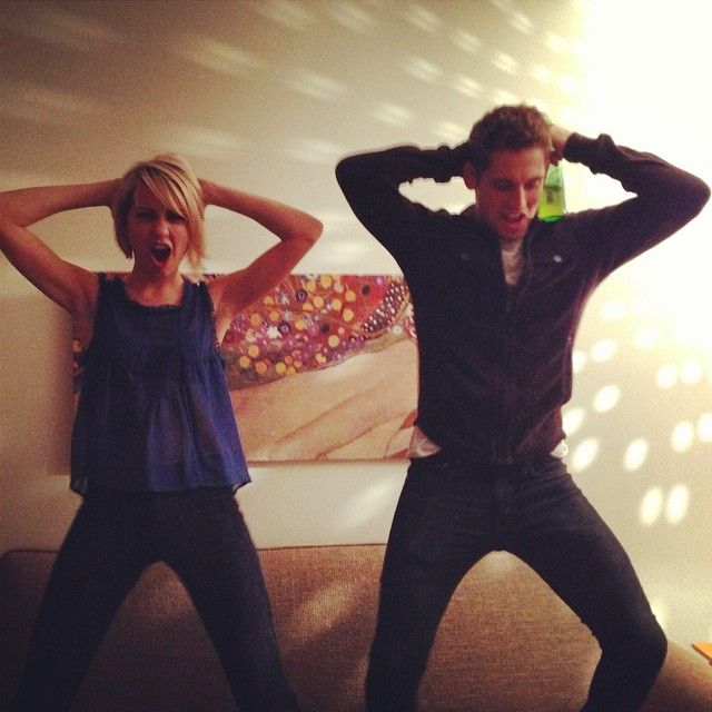 Chelsea Kane and Jean Luc Bilodeau make excellent dancing partners ...