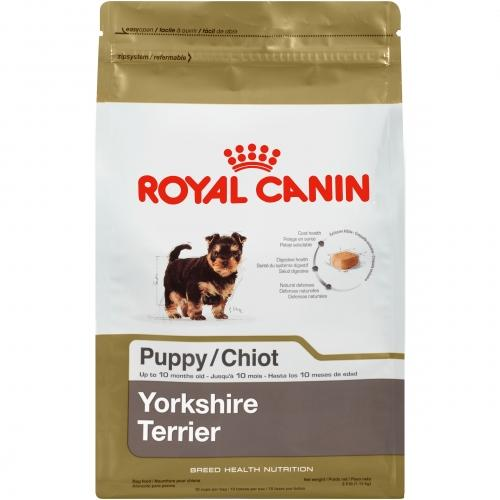 Royal Canin Yorkshire Terrier Puppy Dry Dog Food Yorkshire