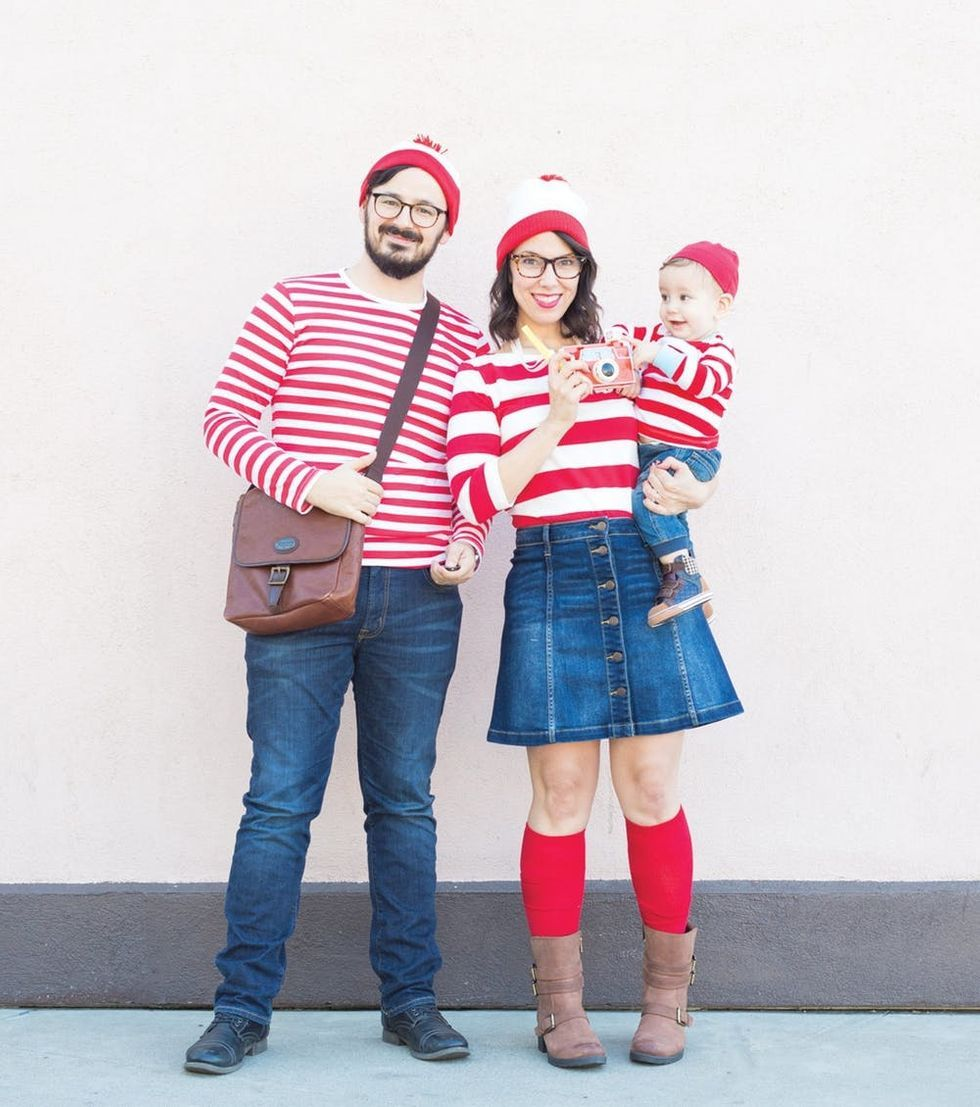 52 clever family halloween costume ideas in 2020 baby
