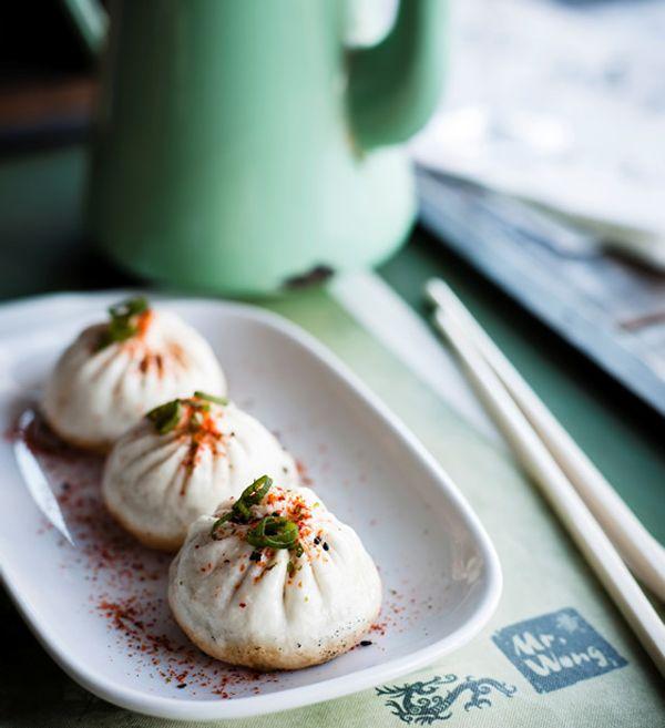 Mr Wong Chinese Restaurant 요리법