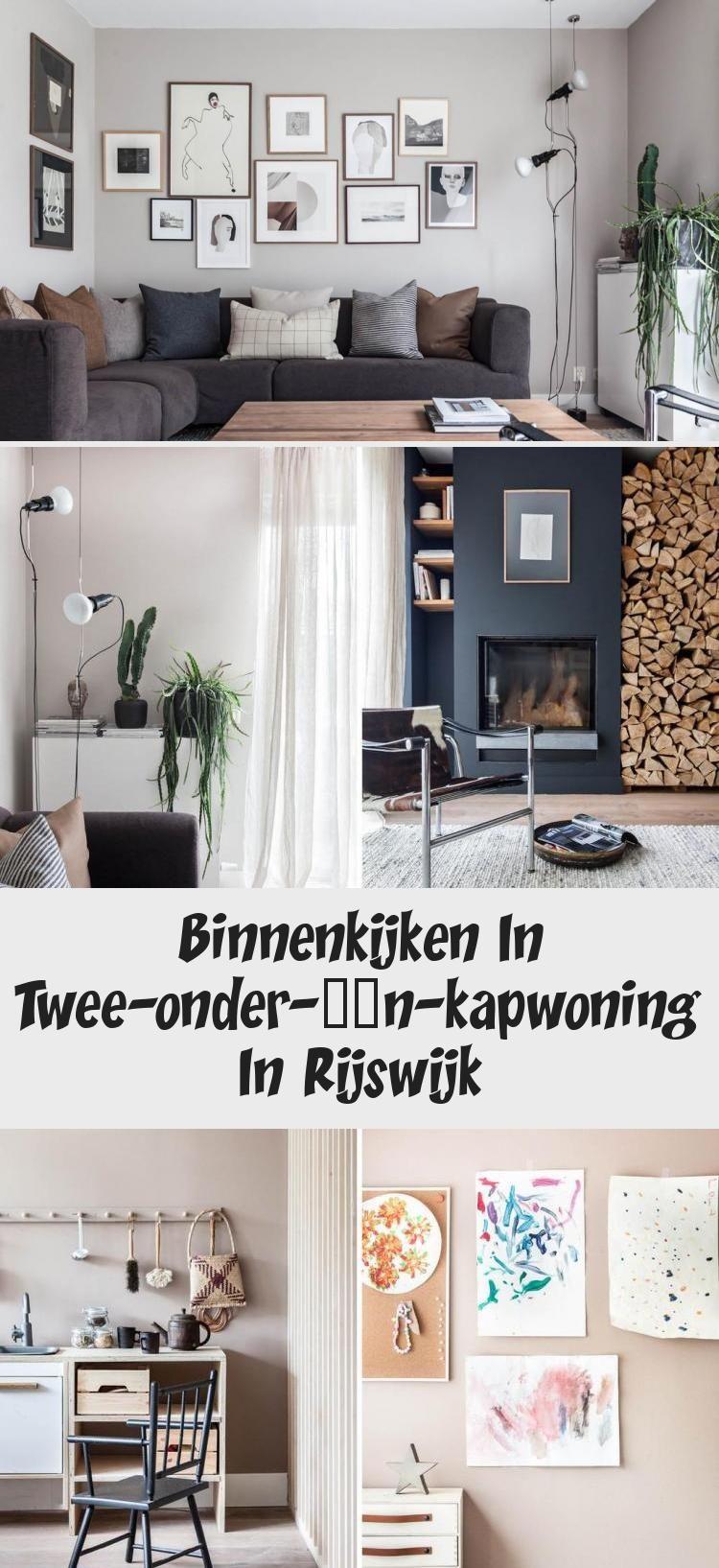 Blick in Doppelhaushälfte in Rijswijk – KTCHN