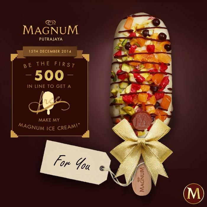 Magnum Ice Cream Ad