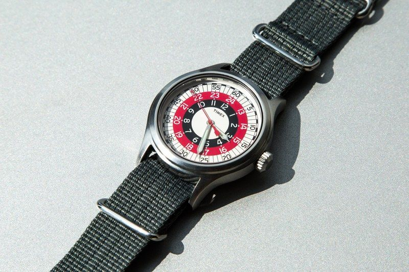 c3c7a74be95 Timex and Todd Snyder Team Up for a Watch That Really Hits the Mark ...