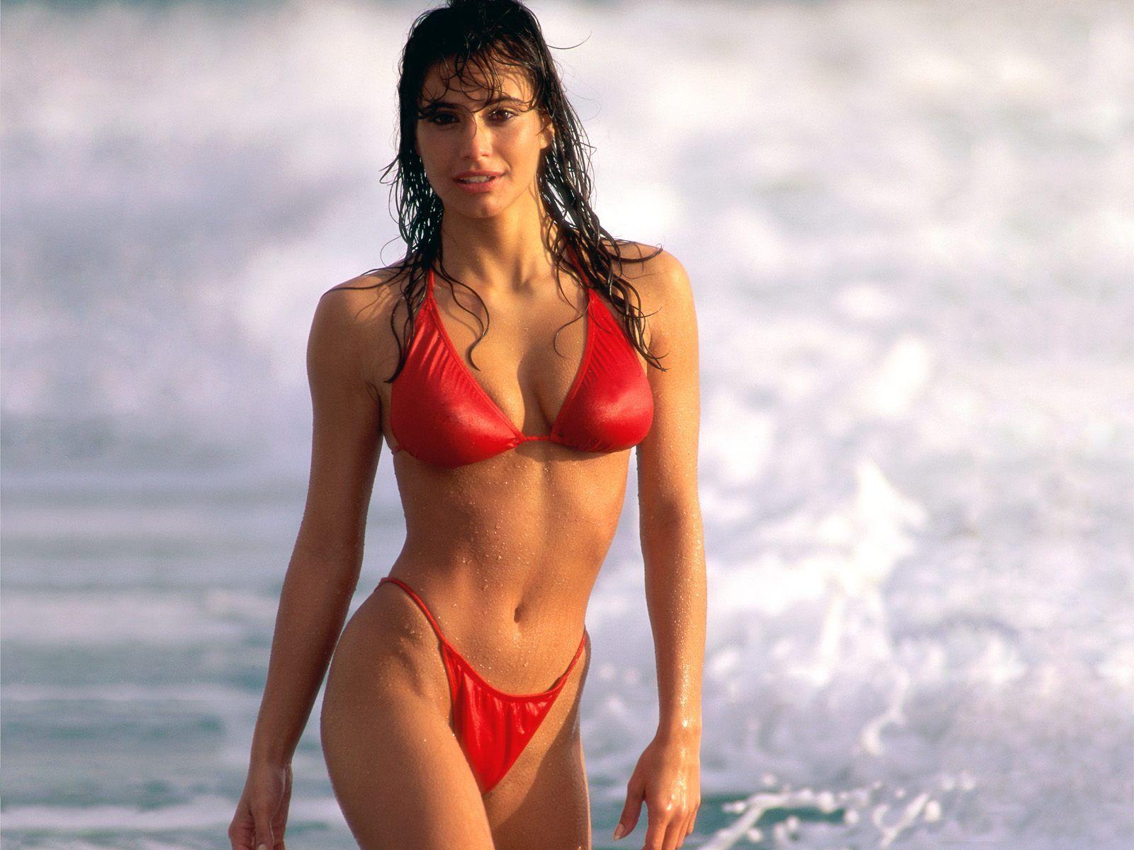 Nadia Bjorlin Bikini Hot Babes Girls Wallpaper For Celebrity Desktop Wallpaper