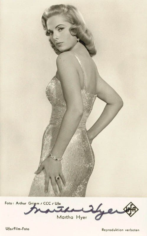 Realize, told... Martha hyer starlet escort