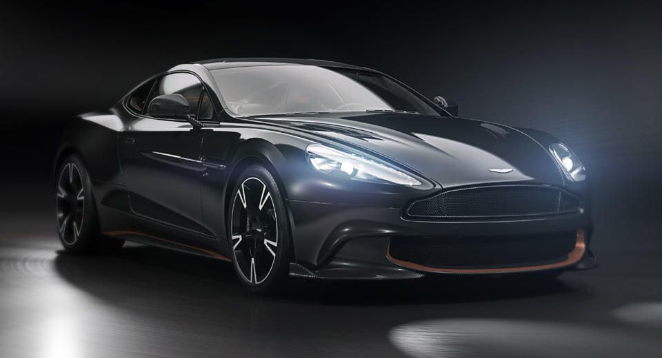 Lovely Aston Martin Vanquish S Ultimate Is A Final Farewell