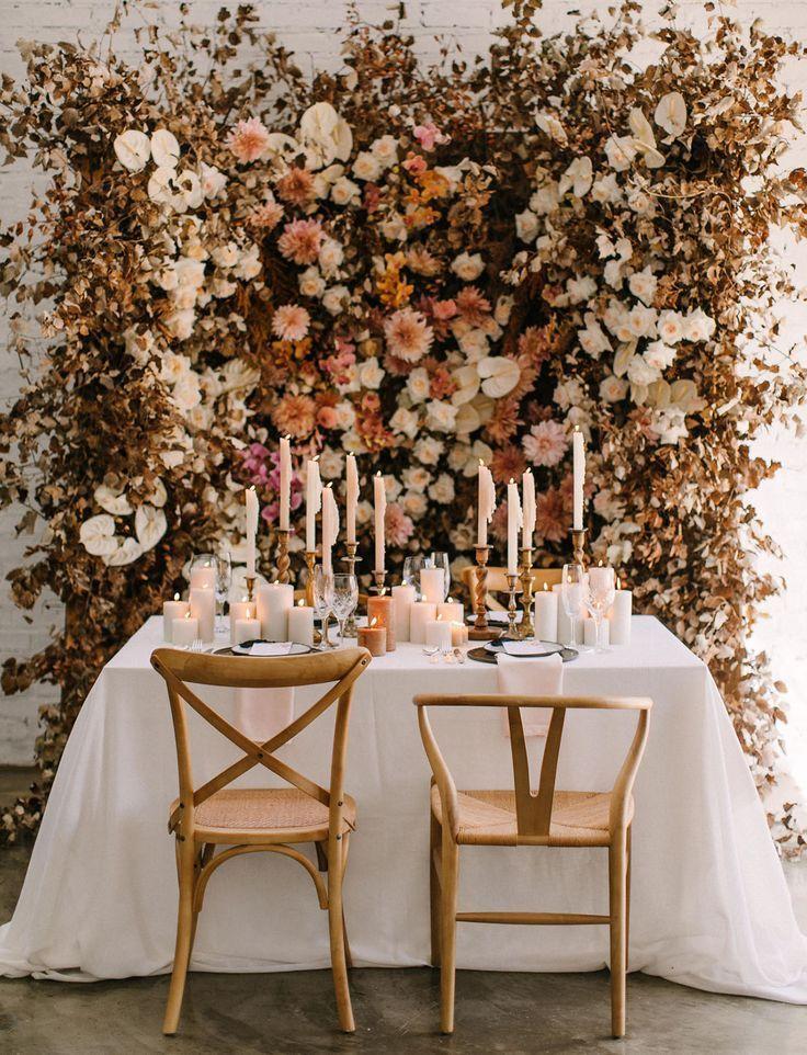 Dieser Blumenhintergrund lässt Sie vom Fall träumen   – TillDeathDew