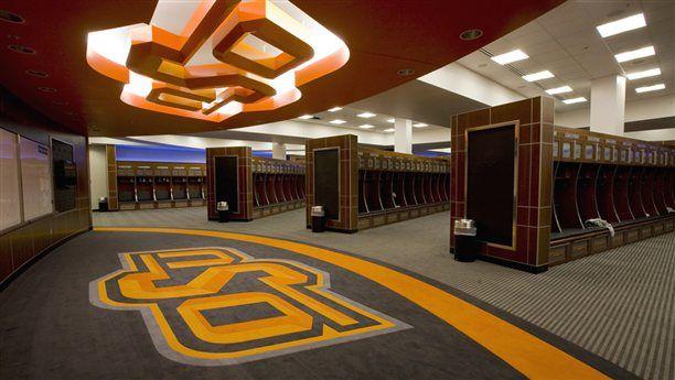 Auburn Locker Room