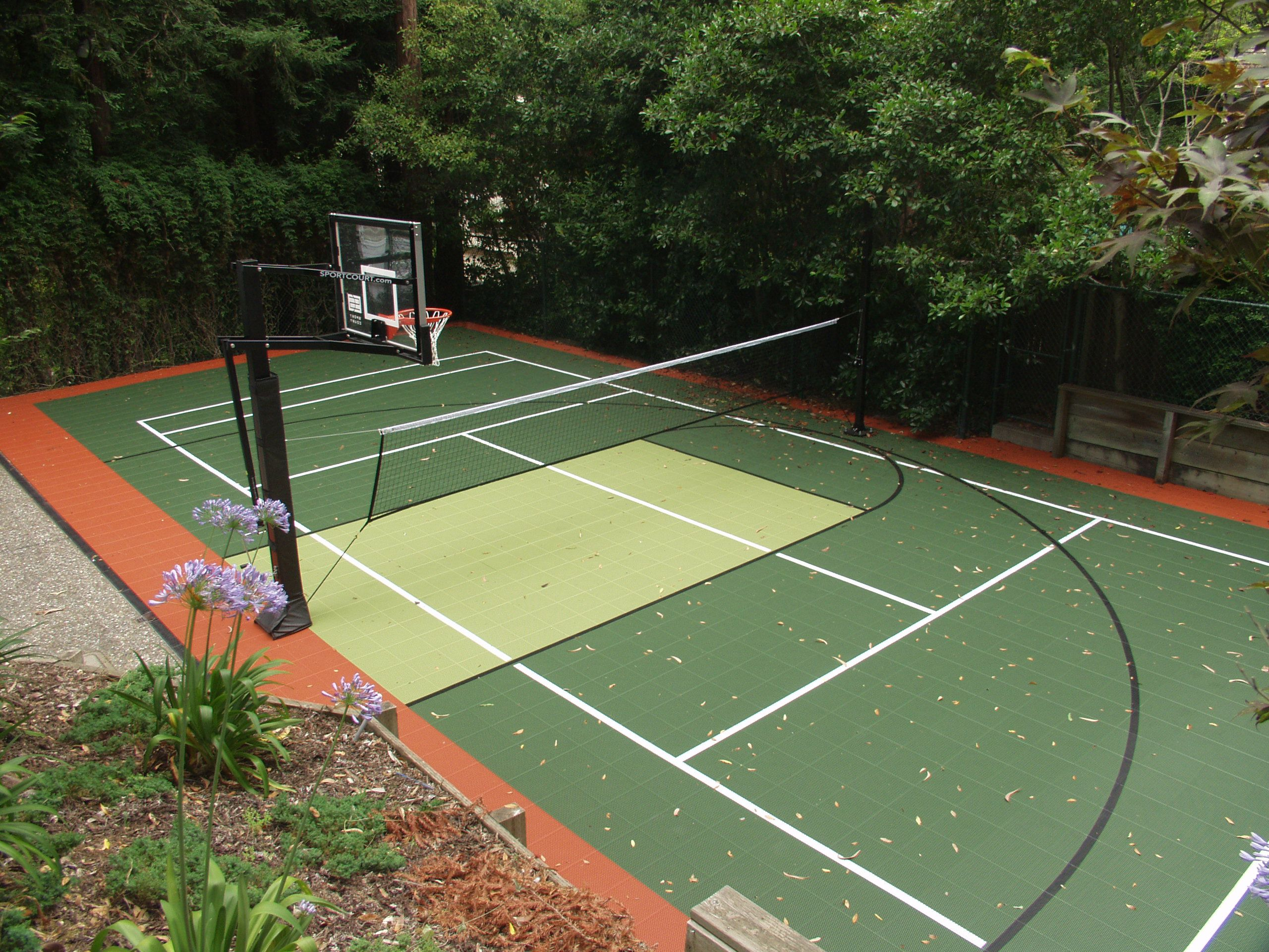 Backyard Sport Court Game Court Backyard Basketball Court Tennis Court Volleyball Pi Basketball Court Backyard Home Basketball Court Tennis Court Backyard