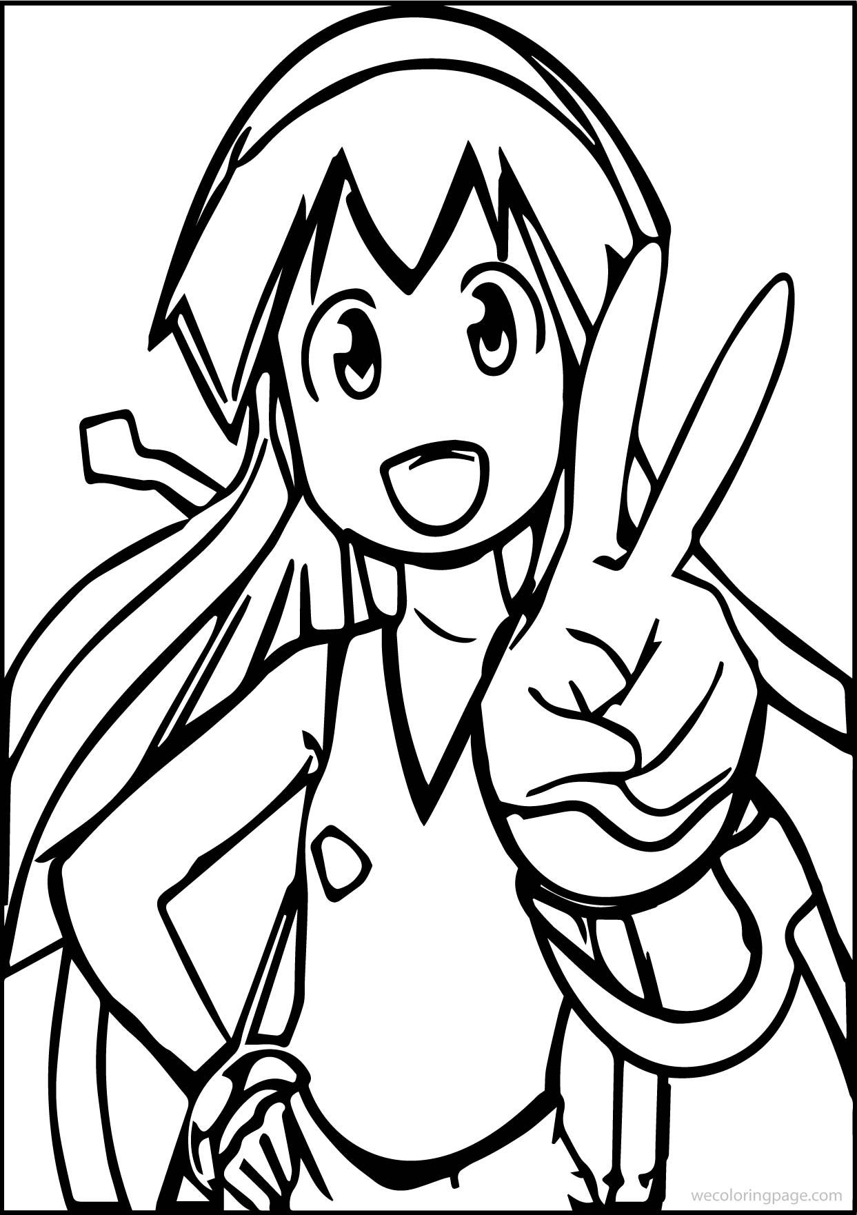 Awesome Squid Girl Yes Coloring Page Pirate Coloring Pages Coloring Pages For Girls Coloring Pages