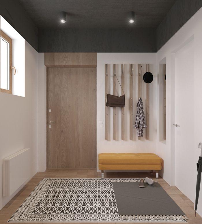 1001 ideas de recibidores originales con encanto ideas arq pinterest recibidor muebles - Muebles de entrada originales ...