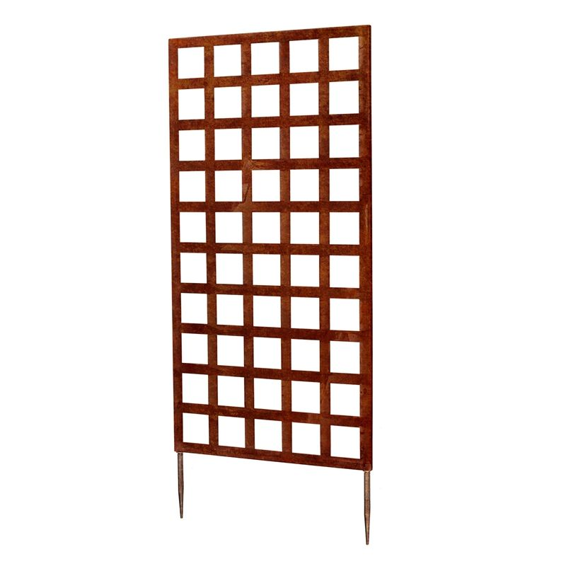 Find Whites Square Designer Steel Plant Trainer At Bunnings Warehouse Visit Your Local Store For The Widest Range Of Garden Plant Trainer Wall Painting Design