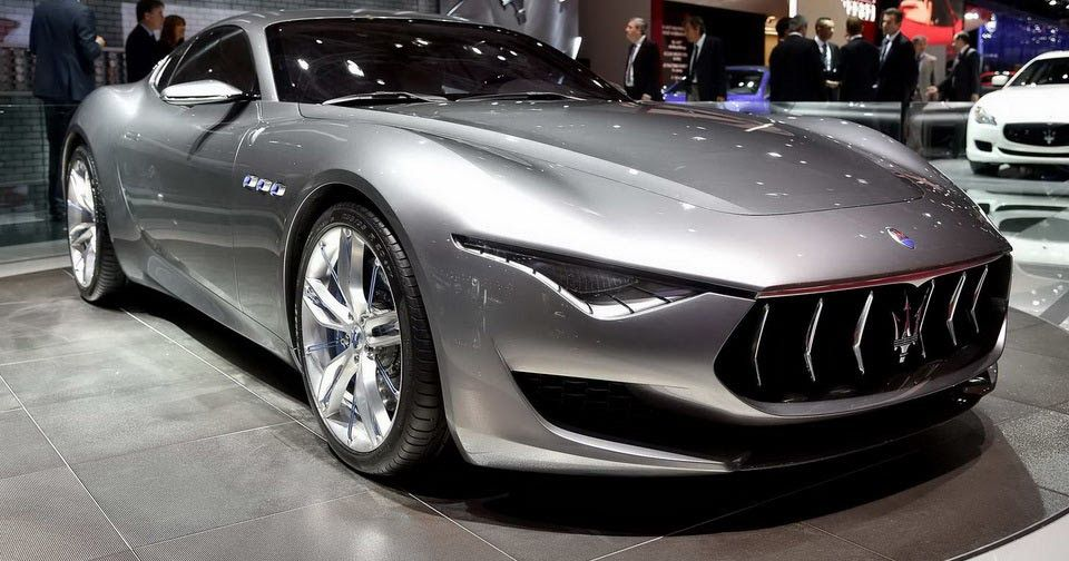 Maserati To Launch An All-Electric Alfieri In 2020 ...