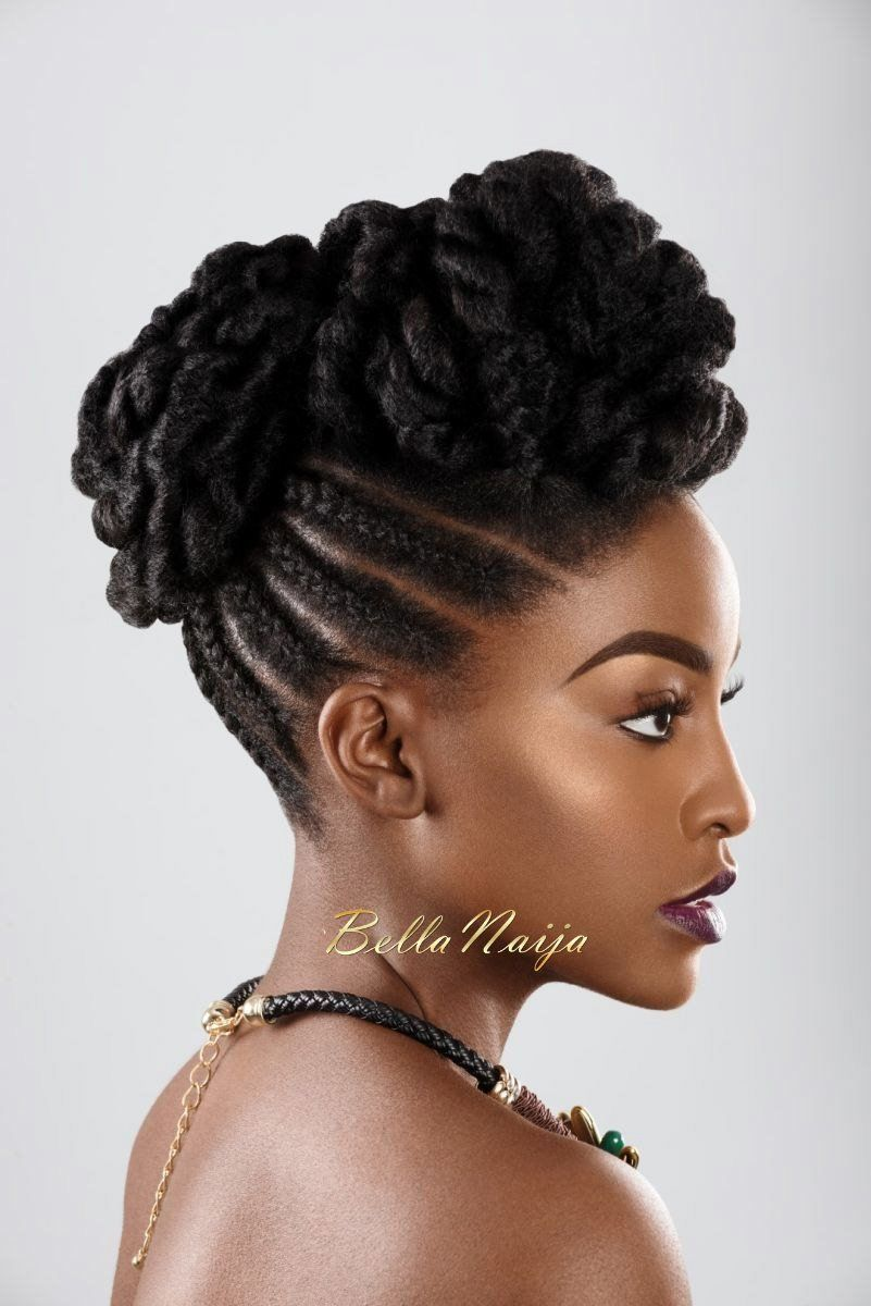 dionne smith natural hair inspiration