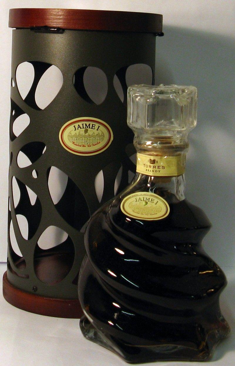 Jaime I Reserva De La Familia Torres Spanish Brandy 58 94