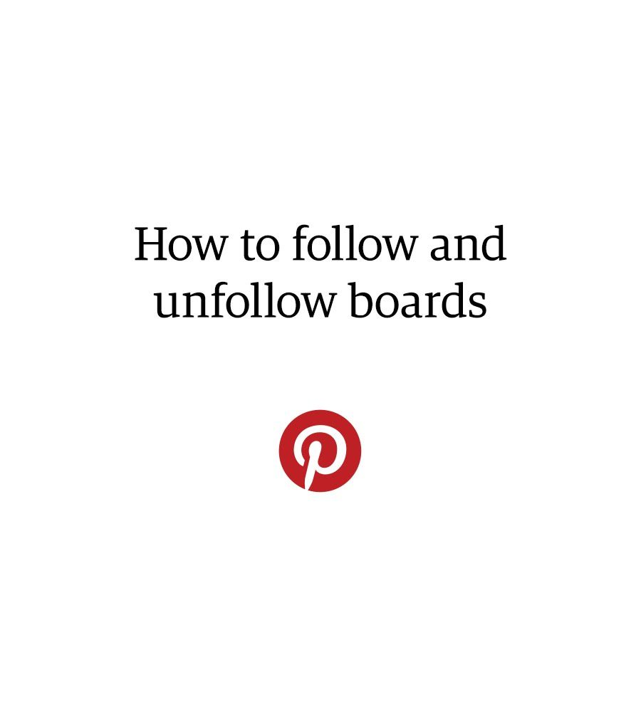 how to change pinterest home feed
