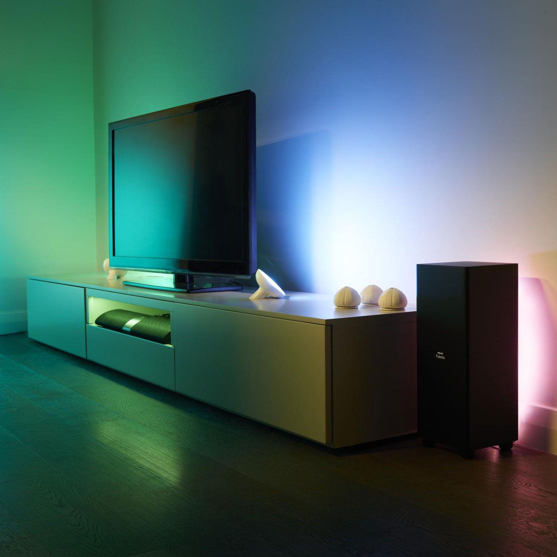 Philips Hue Lightstrip White Color 2m Mit Bildern Beleuchtung Led Leuchten Wlan Schneller Machen