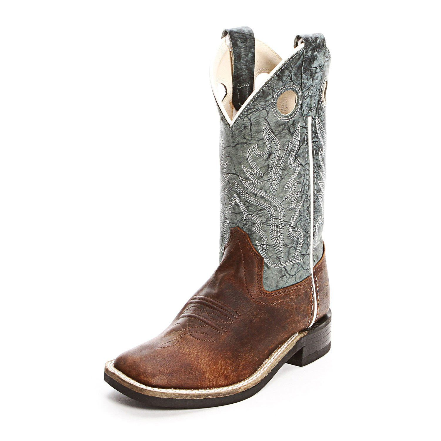 Old West Cowboy Boots Youth In 2020 Cowboy Boots Boots Old West Boots