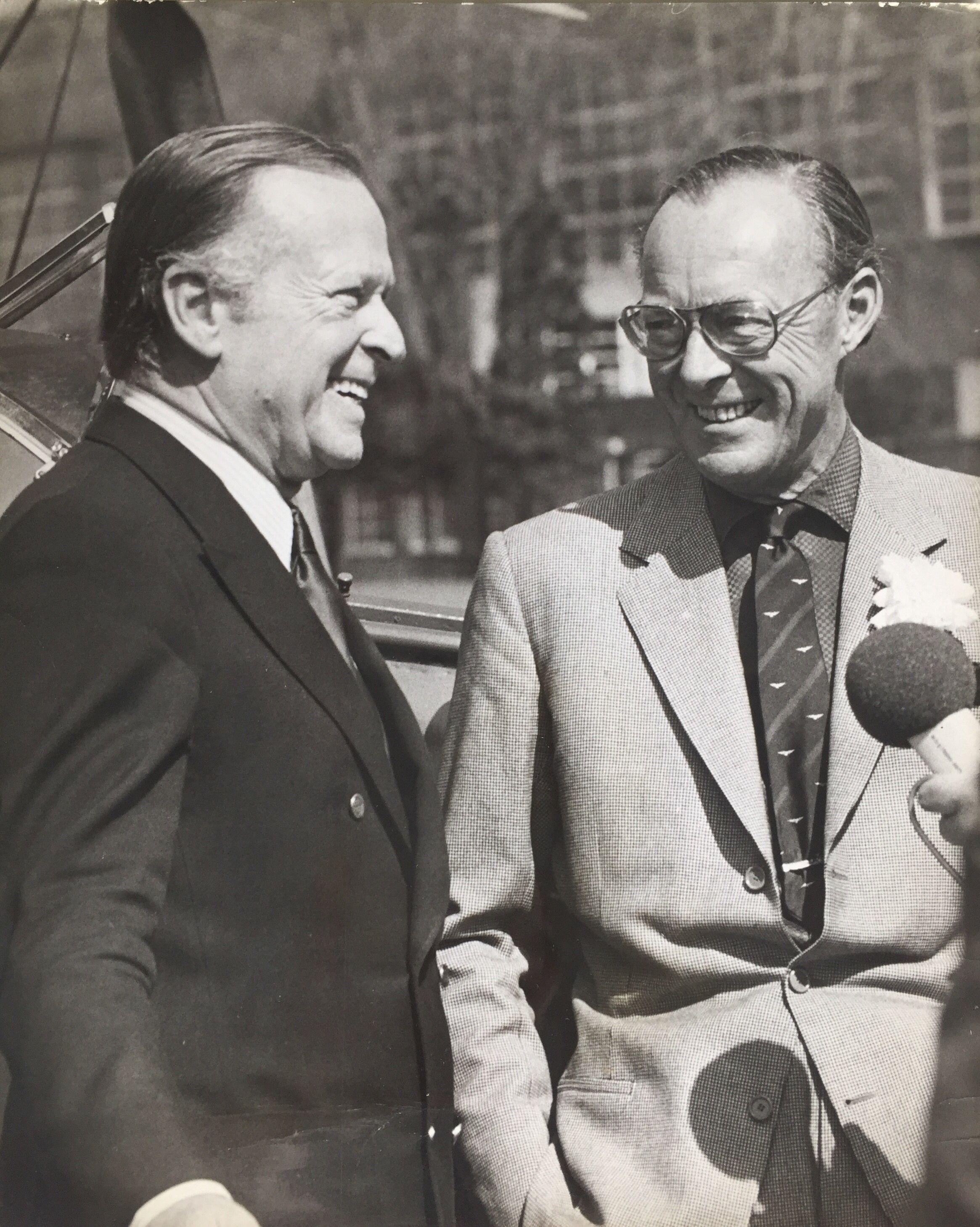 Erik Hazelhoff Roelfzema + Prins Bernhard   Soldaat van