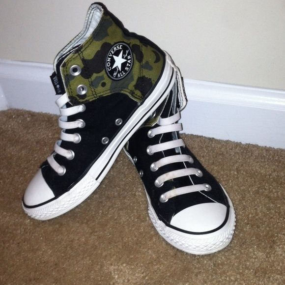 Camouflage converse   Converse, Womens