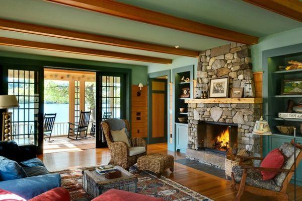 Die 10 Regeln für ein komfortables Seehaus | Lake house ...