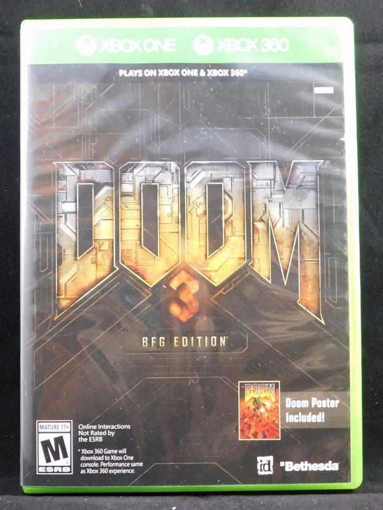 Doom 3 -- BFG Edition (Microsoft Xbox 360, 2012)   Currently