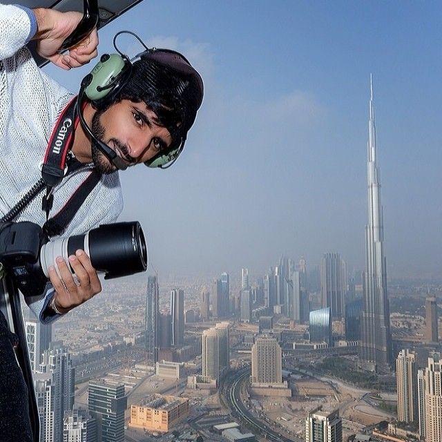 Dubai The City Burjkhalifa Worlds Tallest Building Hamdan Bin